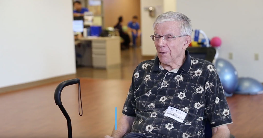 GRMC: Jon Anderson – Living With Parkinson's