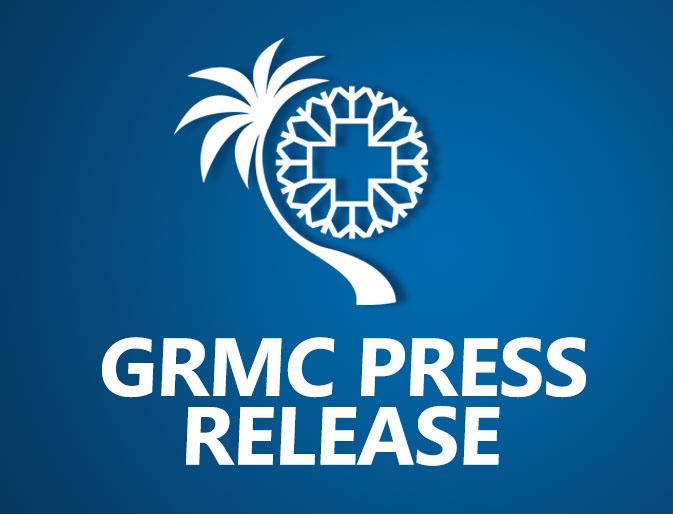 GRMC Press Realease
