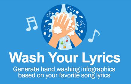 Wash Your Lyrics